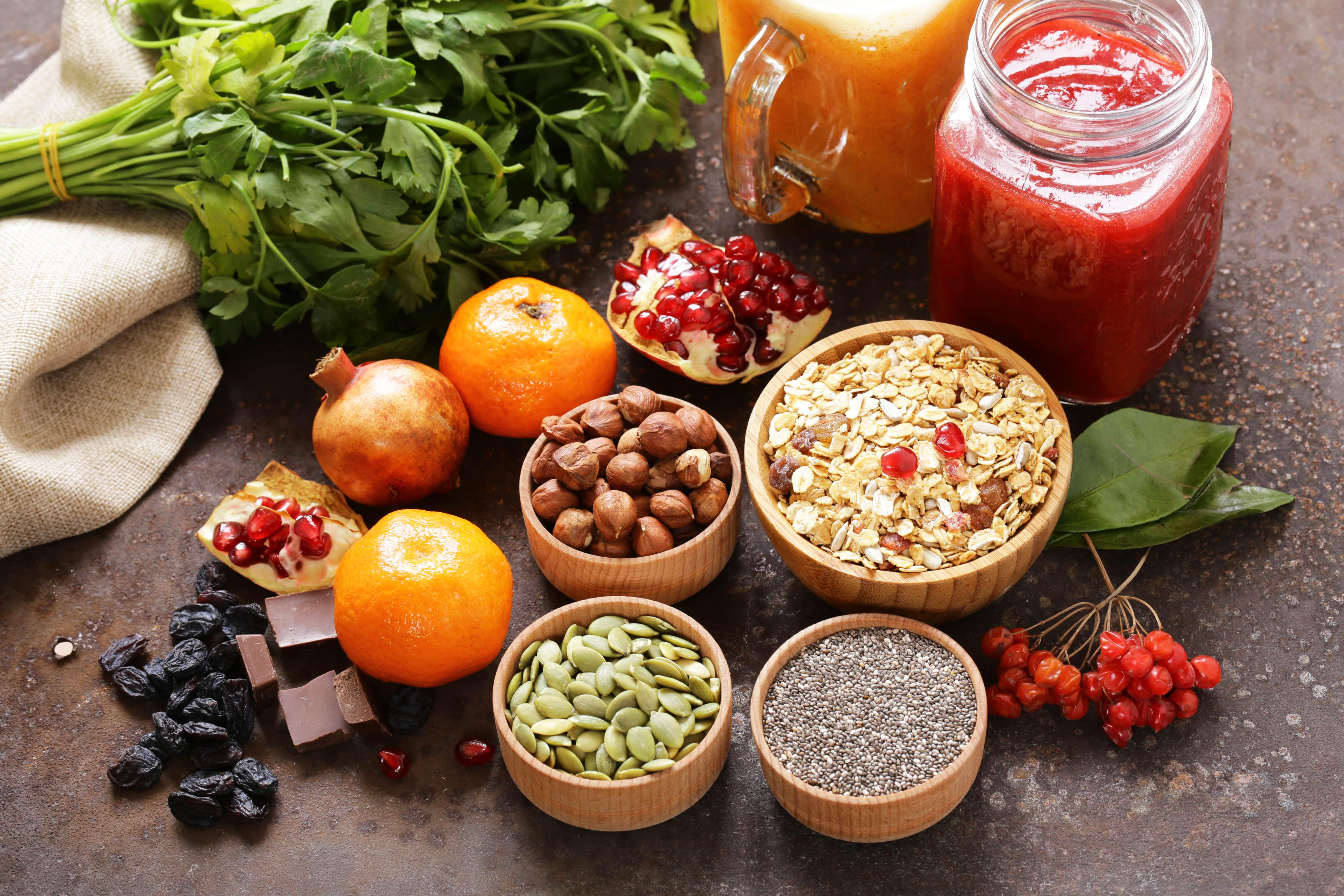 Novel foods: autorização, fabrico e comercialização de novos alimentos e ingredientes. 0